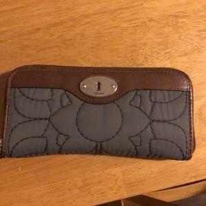 Fosssil wallet